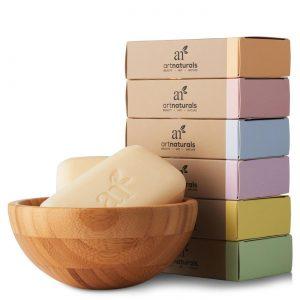 Art Naturals Tropical Soap Set - 6 - 4 oz   Comprar Suplemento em Promoção Site Barato e Bom