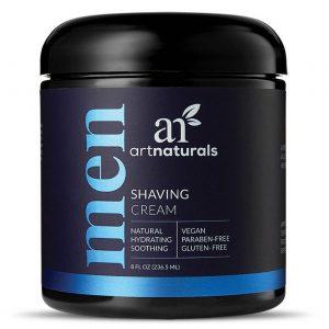 Art Naturals Shaving Cream - 8 fl oz   Comprar Suplemento em Promoção Site Barato e Bom