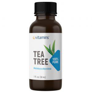 eVitamins Tea Tree Oil 30 ml   Comprar Suplemento em Promoção Site Barato e Bom