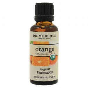 Dr Mercola Organic Orange Essential Oil 30 ml   Comprar Suplemento em Promoção Site Barato e Bom