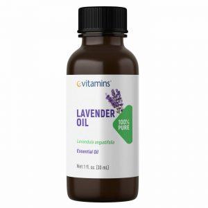 eVitamins 100% Pure Lavender Oil 30 ml   Comprar Suplemento em Promoção Site Barato e Bom