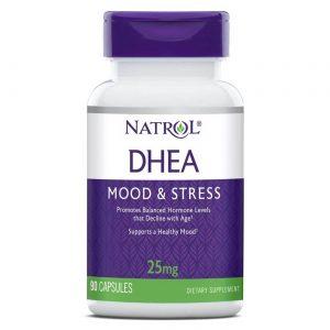 Natrol DHEA 25 mg 90 Cápsulas   Comprar Suplemento em Promoção Site Barato e Bom