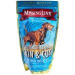 The Missing Link, Pele e Pelagem Caninas Ideais, para Cães, 1 lb (454 g)   Comprar Suplemento em Promoção Site Barato e Bom