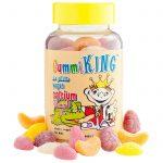 Gummi King, Cálcio e vitamina D para crianças, 60 balas de goma   Comprar Suplemento em Promoção Site Barato e Bom