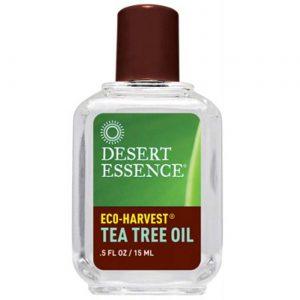 Desert Essence Eco Colheita Tea Tree Oil 0,5 onças   Comprar Suplemento em Promoção Site Barato e Bom