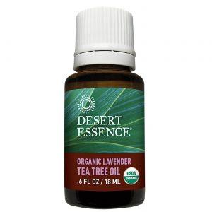 Desert Essence Tea Tree Oil E Lavender 0,6 onças   Comprar Suplemento em Promoção Site Barato e Bom