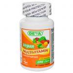 Deva, Multivitamínico e Suplemento Mineral, Vegano, 90 Comprimidos Revestidos   Comprar Suplemento em Promoção Site Barato e Bom