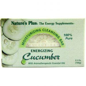 Nature's Plus Pepino Cleansing Bar 3,5 onças   Comprar Suplemento em Promoção Site Barato e Bom