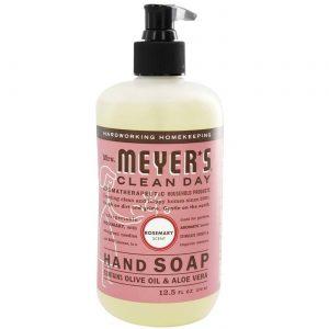 Mrs Meyers Clean Day Sabonete Liq Rsmry 12.500 Oz   Comprar Suplemento em Promoção Site Barato e Bom