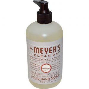 Mrs Meyers Clean Day Liq Lavender Hand Soap 12.500 Oz   Comprar Suplemento em Promoção Site Barato e Bom