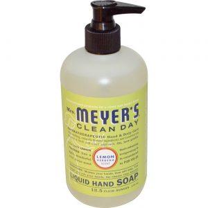 Mrs Meyers Clean Day Sabonete Liq LMN Verbena 12.500 Oz   Comprar Suplemento em Promoção Site Barato e Bom