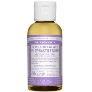 Dr Bronner Óleo de lavanda Pure Lavender Castela sabão 2 fl oz   Comprar Suplemento em Promoção Site Barato e Bom