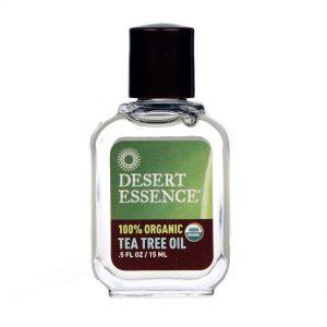 Desert Essence Tea Tree Oil Orgânico 0,5 onças   Comprar Suplemento em Promoção Site Barato e Bom