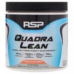 RSP Nutrition, Quadra Lean, Peach Mango, 3.81 oz (108 g)   Comprar Suplemento em Promoção Site Barato e Bom