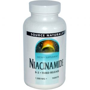 Source Naturals Niacinamida 1500 mg de vitamina B-3 50 Tabletes   Comprar Suplemento em Promoção Site Barato e Bom