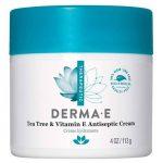 Derma E Tea Tree & E Creme Anti-séptico 4 Oz   Comprar Suplemento em Promoção Site Barato e Bom
