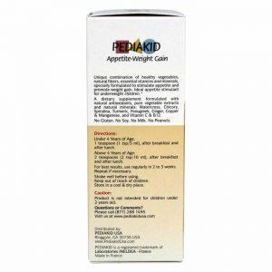 Apetite - Ganhador de Peso Pediakid 125ml Framboesa   Comprar Suplemento em Promoção Site Barato e Bom