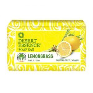 Desert Essence Limãograss Soap Bar 5 Oz   Comprar Suplemento em Promoção Site Barato e Bom