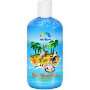 Rainbow Research Organic Herbal Shampoo For Kids Original Scent - 12 Fl Oz   Comprar Suplemento em Promoção Site Barato e Bom