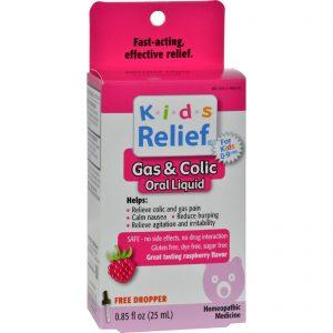 Homeolab Usa Kids 0-9 Colic Liquid Raspberry - 0.25 Fl Oz   Comprar Suplemento em Promoção Site Barato e Bom