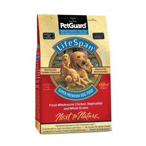 Petguard Dog Foods - Lifespan Chicken - 4   Comprar Suplemento em Promoção Site Barato e Bom