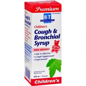 Boericke And Tafel Children's Cough And Bronchial Syrup - 8 Fl Oz   Comprar Suplemento em Promoção Site Barato e Bom