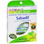 Boiron Children's Sabadil Pellets - 2 Tubes   Comprar Suplemento em Promoção Site Barato e Bom