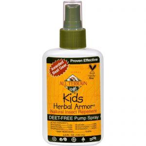 All Terrain Herbal Armor Spray For Kids - 4 Oz   Comprar Suplemento em Promoção Site Barato e Bom