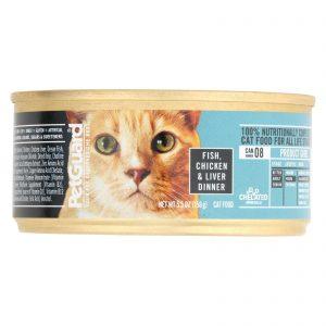 Petguard Cats Food - Fish, Chicken And Liver - Case Of 24 - 5.5 Oz.   Comprar Suplemento em Promoção Site Barato e Bom