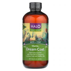 Halo Purely For Pets Vita Glo - Dream Coat - 8 Oz   Comprar Suplemento em Promoção Site Barato e Bom