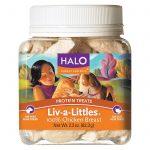 Halo Purely For Pets Liv - A - Littles - Chicken - Case Of 12 - 2.2 Oz.   Comprar Suplemento em Promoção Site Barato e Bom
