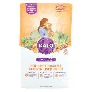 Halo Purely For Pets Spots Stew - Cat - Wholesome Chicken - Case Of 6 - 3   Comprar Suplemento em Promoção Site Barato e Bom