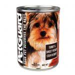 Petguard Dog Foods - Turkey And Sweet Potato Stew In Gravy - Case Of 12 - 13.2 Oz.   Comprar Suplemento em Promoção Site Barato e Bom