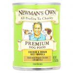 Newman's Own Organics Premium Dog Food And Brown Rice - Chicken - Case Of 12 - 12.7 Oz.   Comprar Suplemento em Promoção Site Barato e Bom