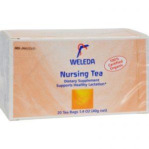Weleda Nursing Tea - 20 Tea Bags   Comprar Suplemento em Promoção Site Barato e Bom