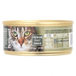 Petguard Cats Premium Feast Dinner - Case Of 24 - 5.5 Oz.   Comprar Suplemento em Promoção Site Barato e Bom