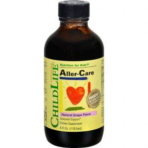 Childlife Aller-care Grape - 4 Fl Oz   Comprar Suplemento em Promoção Site Barato e Bom