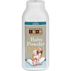 Redmond Trading Company Baby Powder - 3 Oz   Comprar Suplemento em Promoção Site Barato e Bom