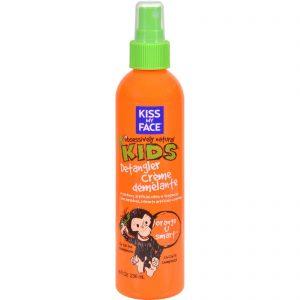 Kiss My Face Kids Detangler Creme Orange U Smart - 8 Fl Oz   Comprar Suplemento em Promoção Site Barato e Bom