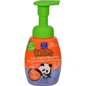 Kiss My Face Kids Hand Wash Self-foaming Orange U Smart - 8 Fl Oz   Comprar Suplemento em Promoção Site Barato e Bom