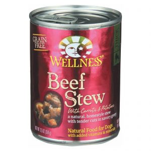 Wellness Pet Products Dog Food - Beef With Carrot And Potatoes - Case Of 12 - 12.5 Oz.   Comprar Suplemento em Promoção Site Barato e Bom