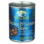 Wellness Pet Products Dog Food - Venison And Salmon With Potatoes And Carrots - Case Of 12 - 12.5 Oz.   Comprar Suplemento em Promoção Site Barato e Bom