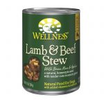 Wellness Pet Products Dog Food - Lamb And Beef With Brown Rice And Apple - Case Of 12 - 12.5 Oz.   Comprar Suplemento em Promoção Site Barato e Bom