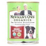 Newman's Own Organics Cat Food - Beef And Liver - Case Of 12 - 12 Oz.   Comprar Suplemento em Promoção Site Barato e Bom