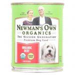 Newman's Own Organics Grain - Free For Dogs - Beef - Case Of 12 - 12 Oz.   Comprar Suplemento em Promoção Site Barato e Bom