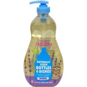 Dapple Baby Bottle And Dish Liquid - 16.9 Fl Oz   Comprar Suplemento em Promoção Site Barato e Bom