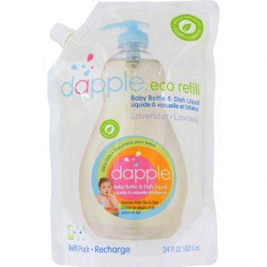 Dapple Baby Bottle And Dish Liquid - 34 Fl Oz   Comprar Suplemento em Promoção Site Barato e Bom