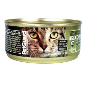 Petguard Cats Food - Organic Chicken And Vegetable - Case Of 24 - 5.5 Oz.   Comprar Suplemento em Promoção Site Barato e Bom