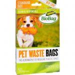 Biobag Dog Waste Bags - 50 Count - Case Of 12   Comprar Suplemento em Promoção Site Barato e Bom