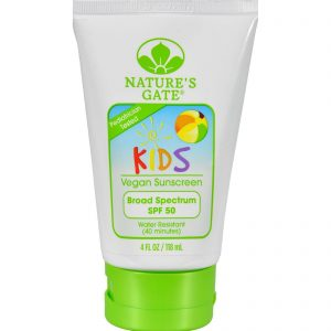 Nature's Gate Kid's Block Spf 50 Sunscreen Lotion - 4 Fl Oz   Comprar Suplemento em Promoção Site Barato e Bom